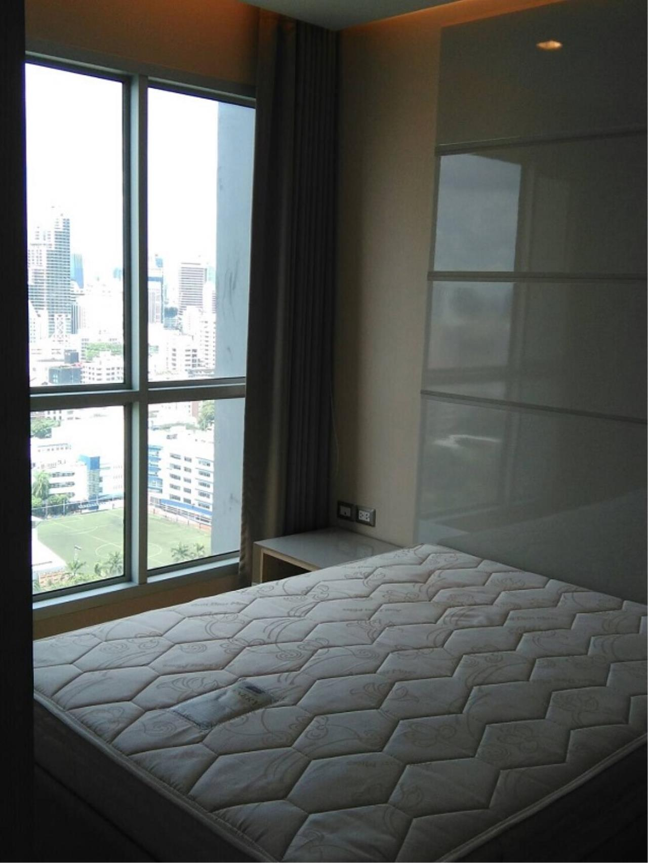 RE/MAX All Star Realty Agency's Address Asoke One Bed 45sqm high floor for Rent.  7