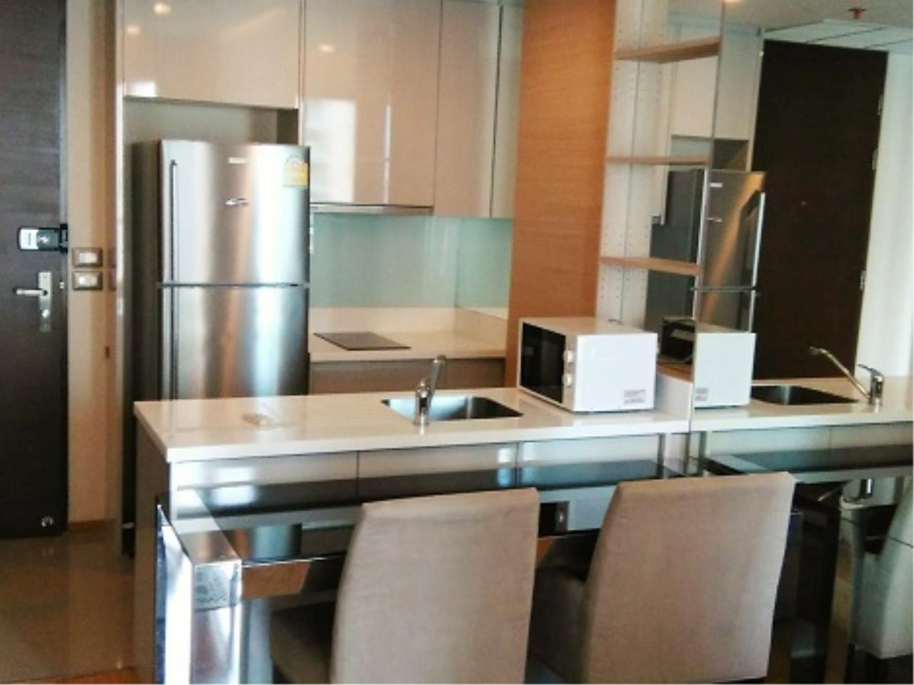 RE/MAX All Star Realty Agency's Address Asoke One Bed 45sqm high floor for Rent.  9