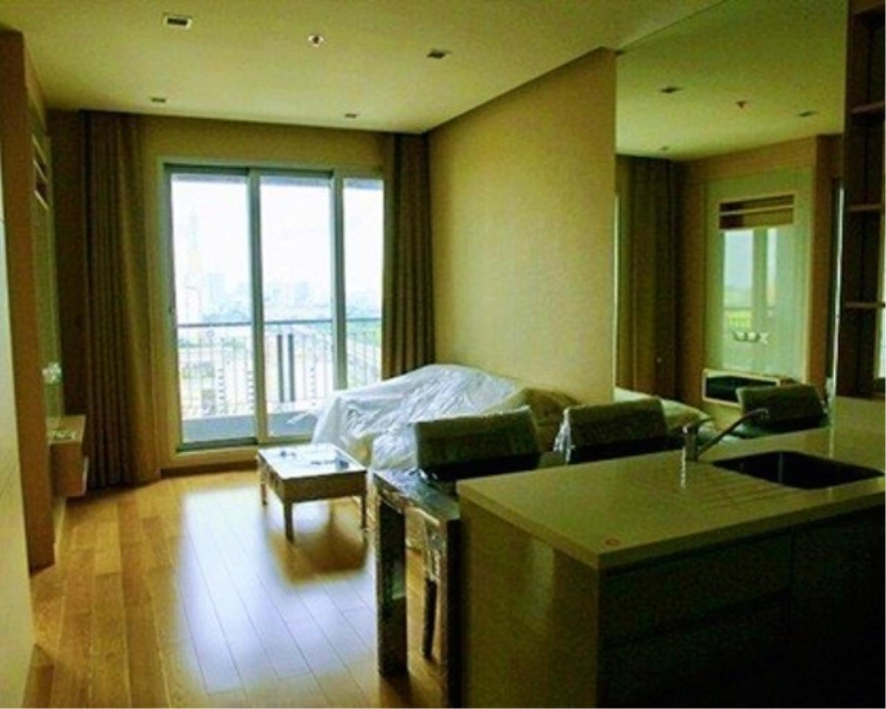 RE/MAX All Star Realty Agency's Address Asoke One Bed 45sqm high floor for Rent.  10