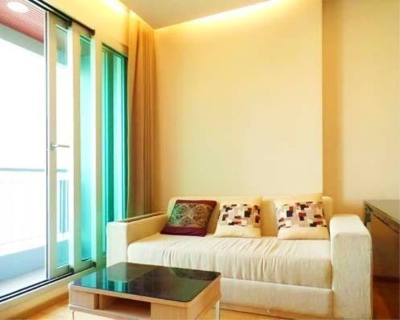 RE/MAX All Star Realty Agency's Address Asoke One Bed 45sqm high floor for Rent.  13