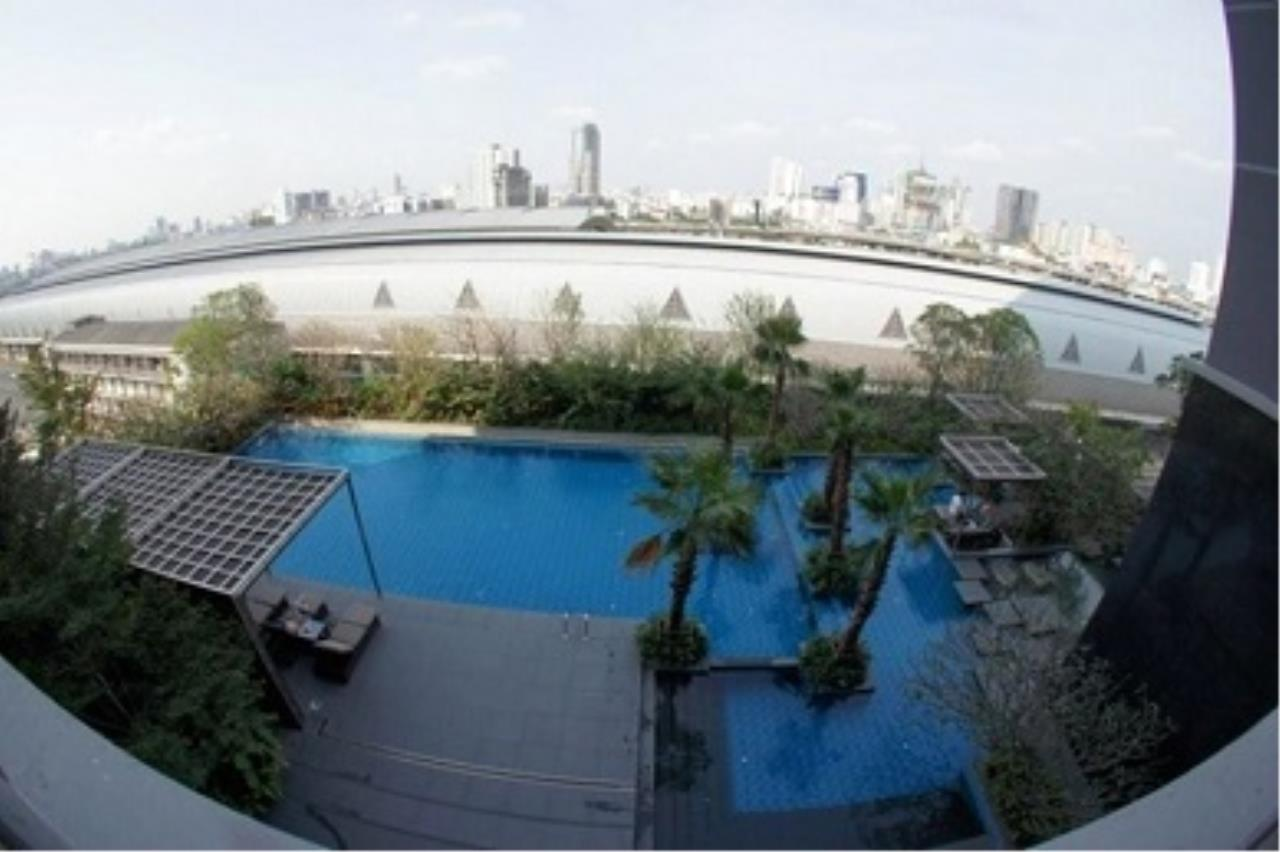 RE/MAX All Star Realty Agency's Address Asoke One Bed 45sqm high floor for Rent.  14