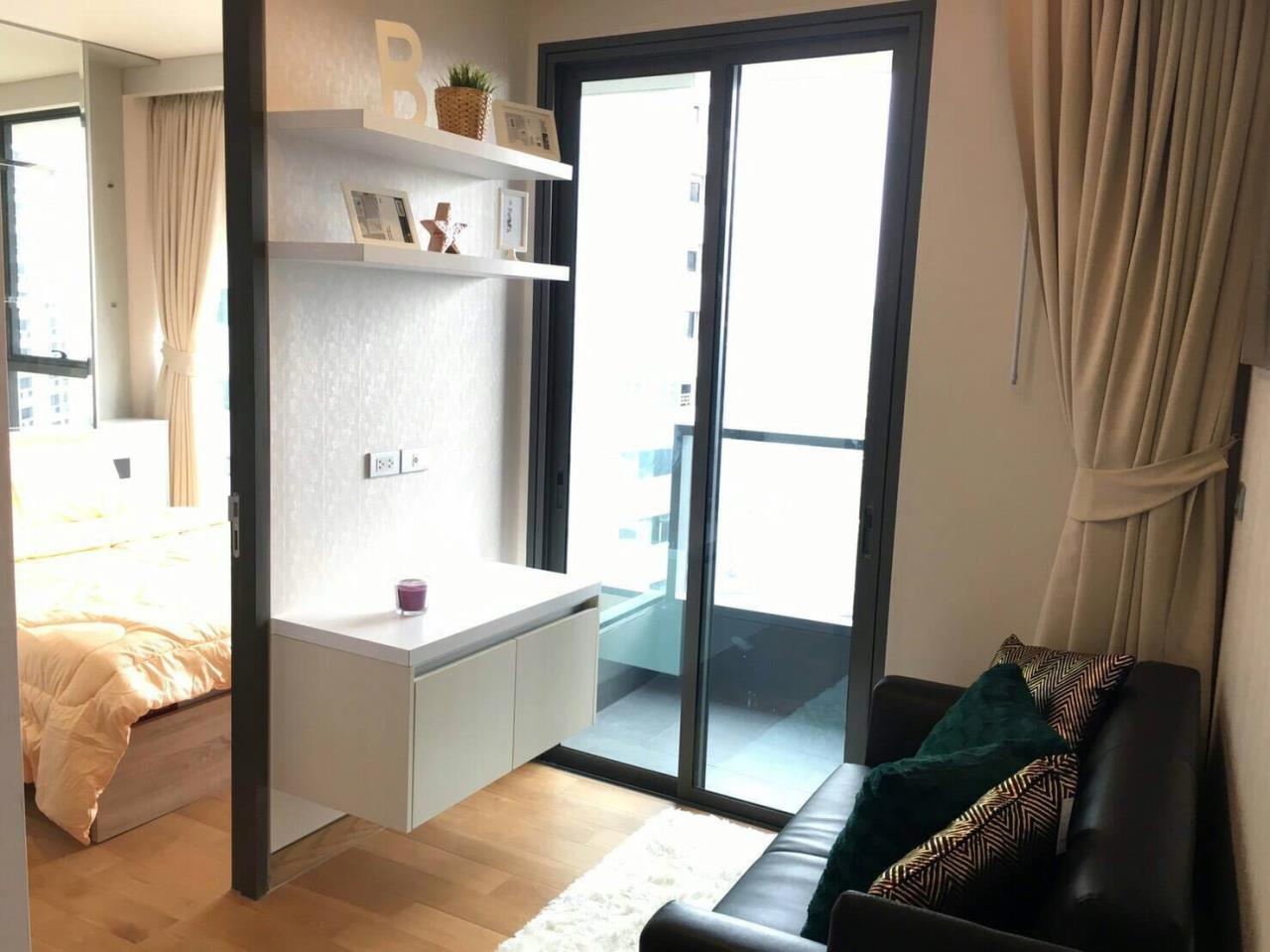 RE/MAX All Star Realty Agency's Lumpinee 24 rent 1 bed (BTS Phrom Phong BTS) 2