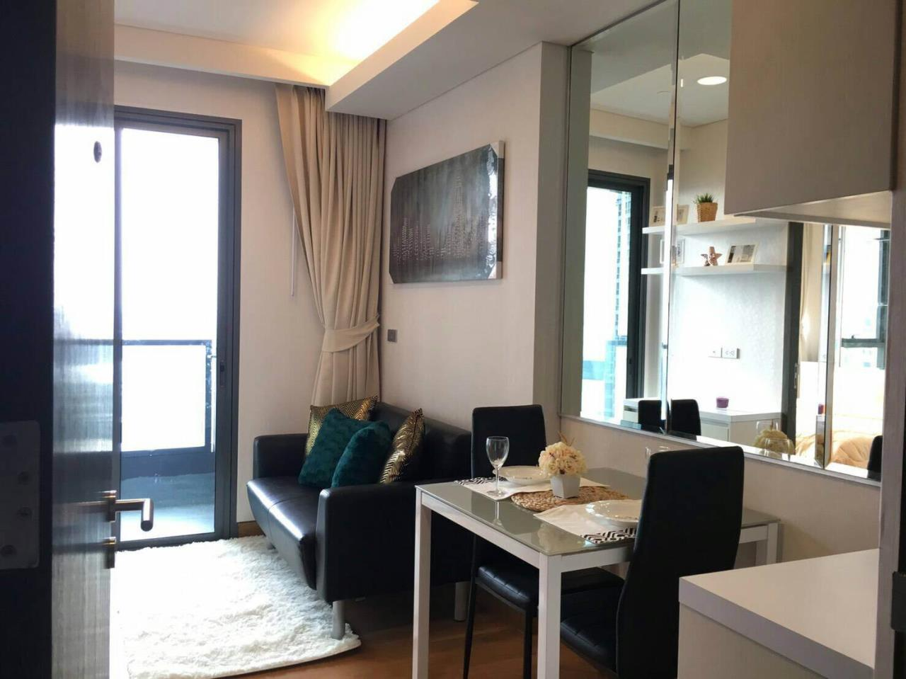 RE/MAX All Star Realty Agency's Lumpinee 24 rent 1 bed (BTS Phrom Phong BTS) 3