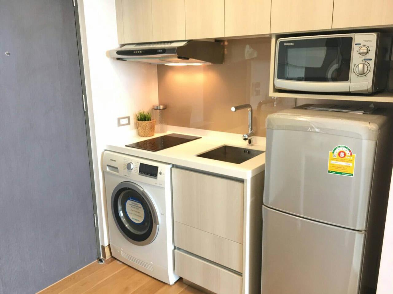 RE/MAX All Star Realty Agency's Lumpinee 24 rent 1 bed (BTS Phrom Phong BTS) 5