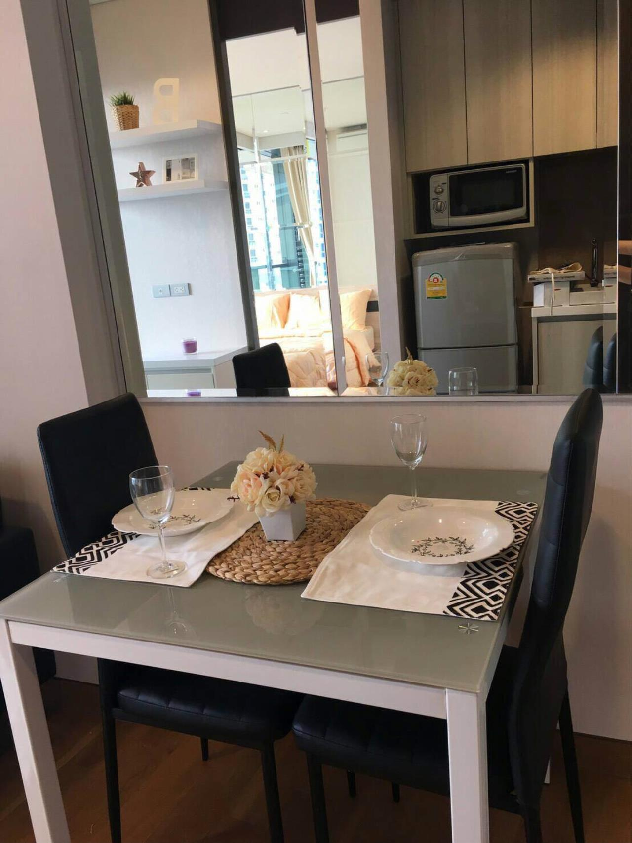 RE/MAX All Star Realty Agency's Lumpinee 24 rent 1 bed (BTS Phrom Phong BTS) 7