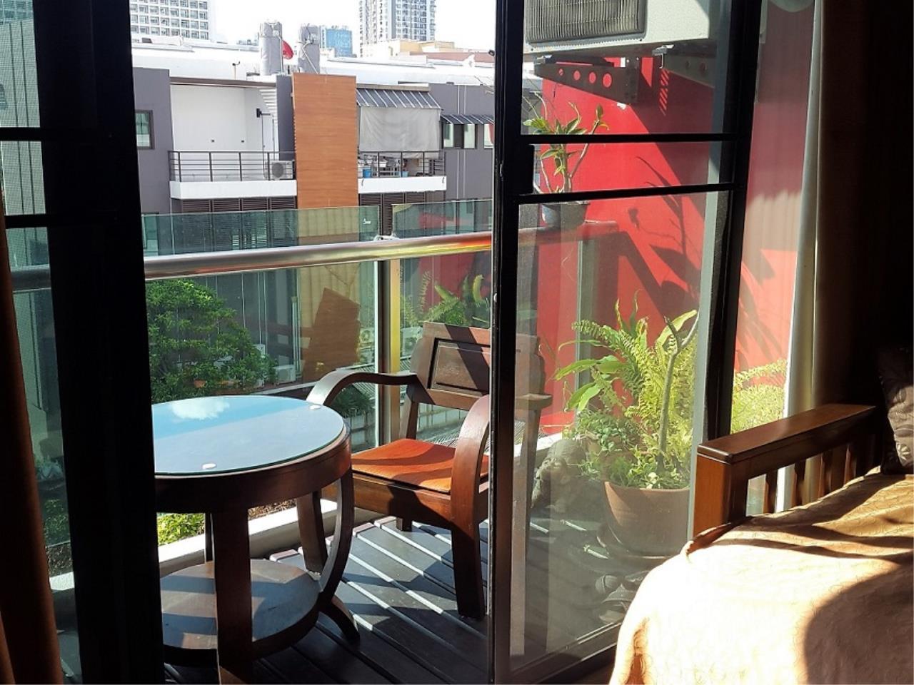 RE/MAX All Star Realty Agency's Click Condo Ekamai two-bed sale/rent (BTS Ekkamai/Phra kanong) 1