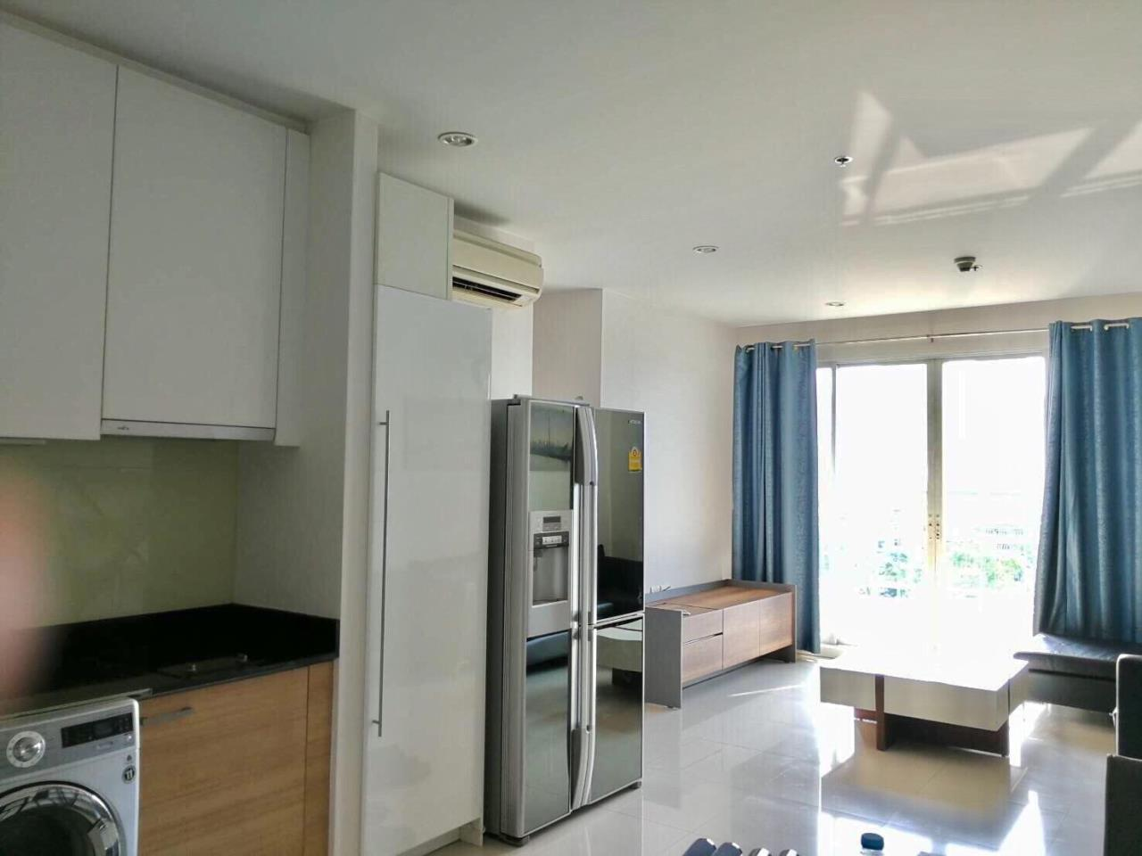 RE/MAX All Star Realty Agency's Circle Condo One Bed rent 24k neg  2