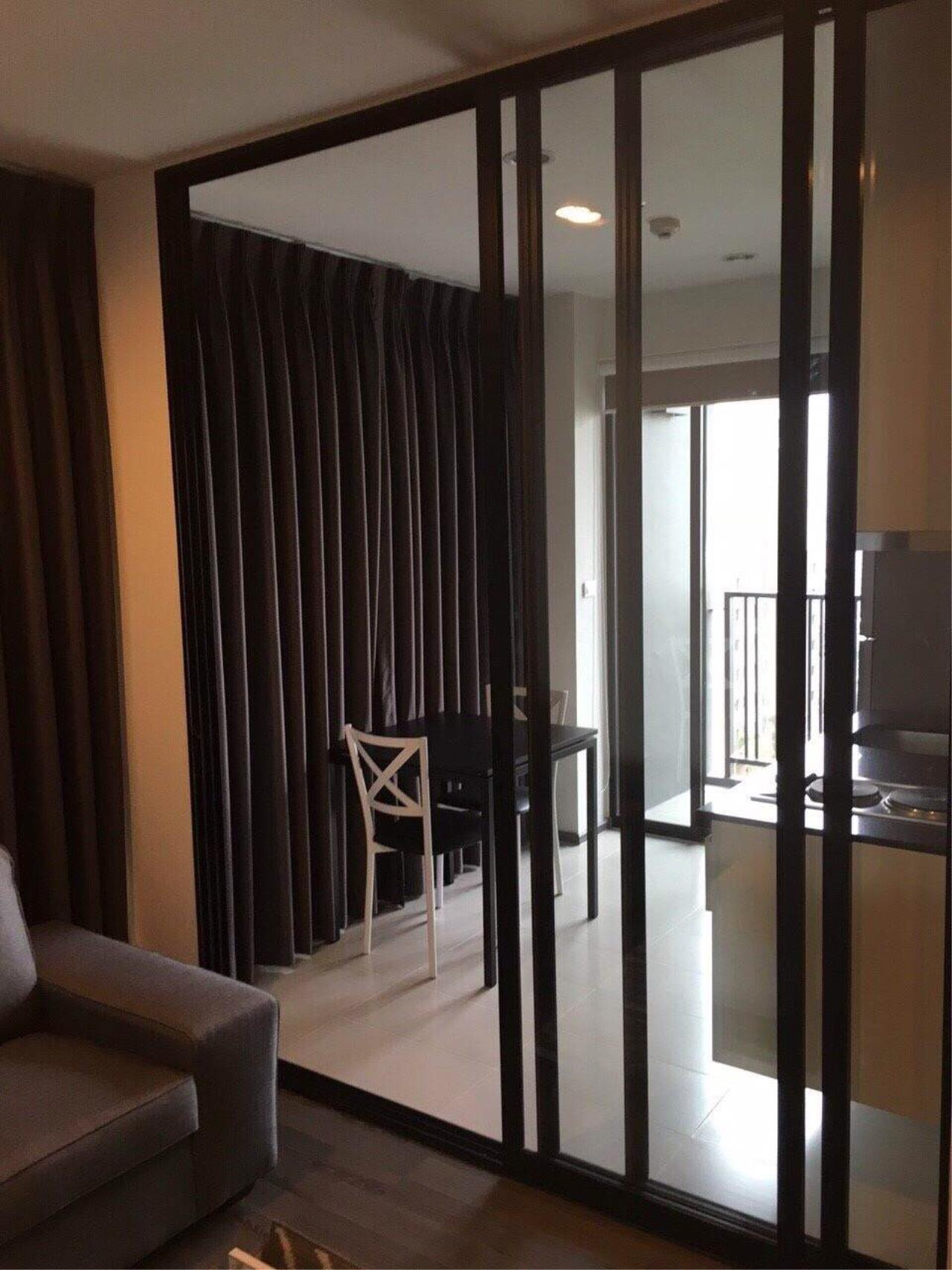 RE/MAX All Star Realty Agency's Basepark East One-Bed full furnished for rent 15,000 Baht neg (BTS On Nut) 3