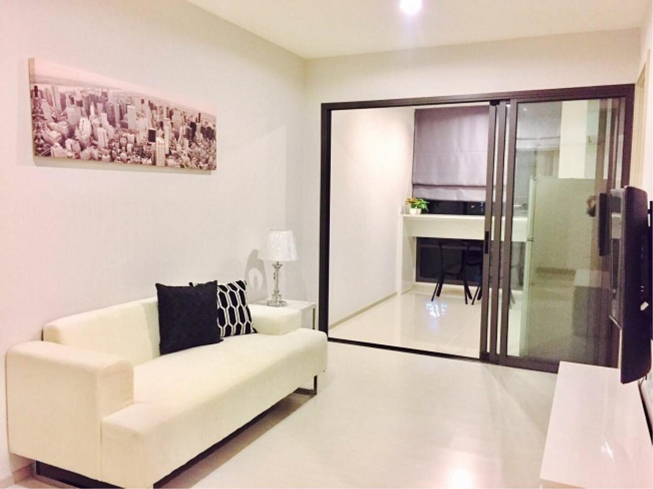 RE/MAX All Star Realty Agency's Rhythm 42 New One Bed for rent (50m walk BTS Ekkamai) 5