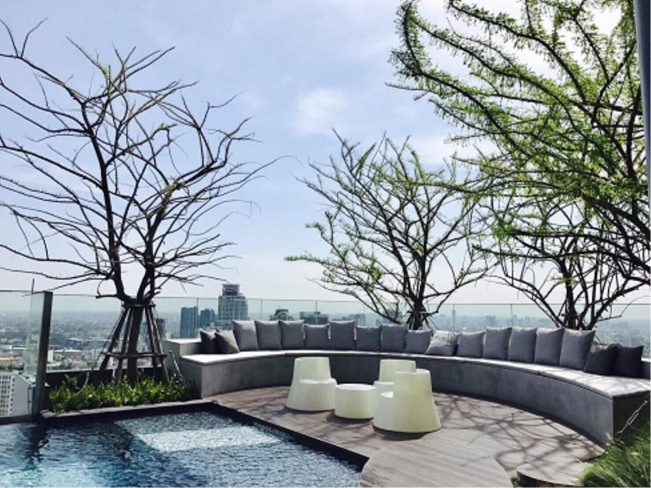 RE/MAX All Star Realty Agency's Rhythm 42 New One Bed for rent (50m walk BTS Ekkamai) 13