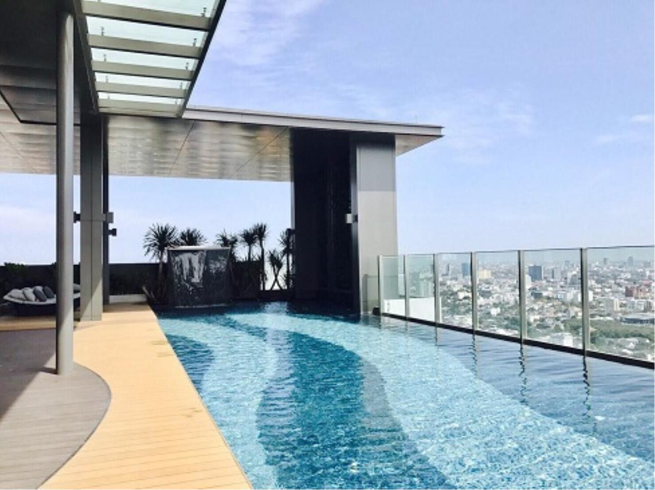 RE/MAX All Star Realty Agency's Rhythm 42 New One Bed for rent (50m walk BTS Ekkamai) 14