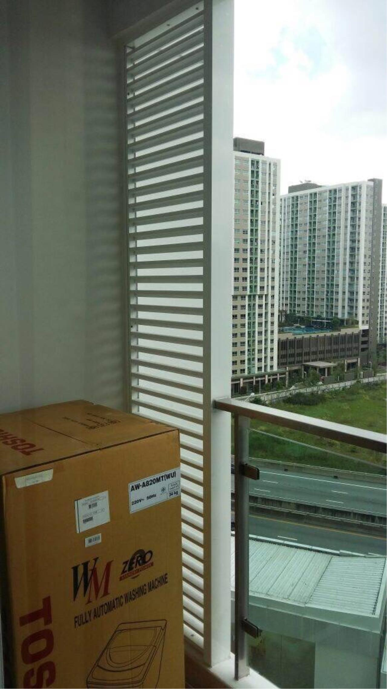 RE/MAX All Star Realty Agency's TC Green Condo for rent (MRT Phra Ram9) 5