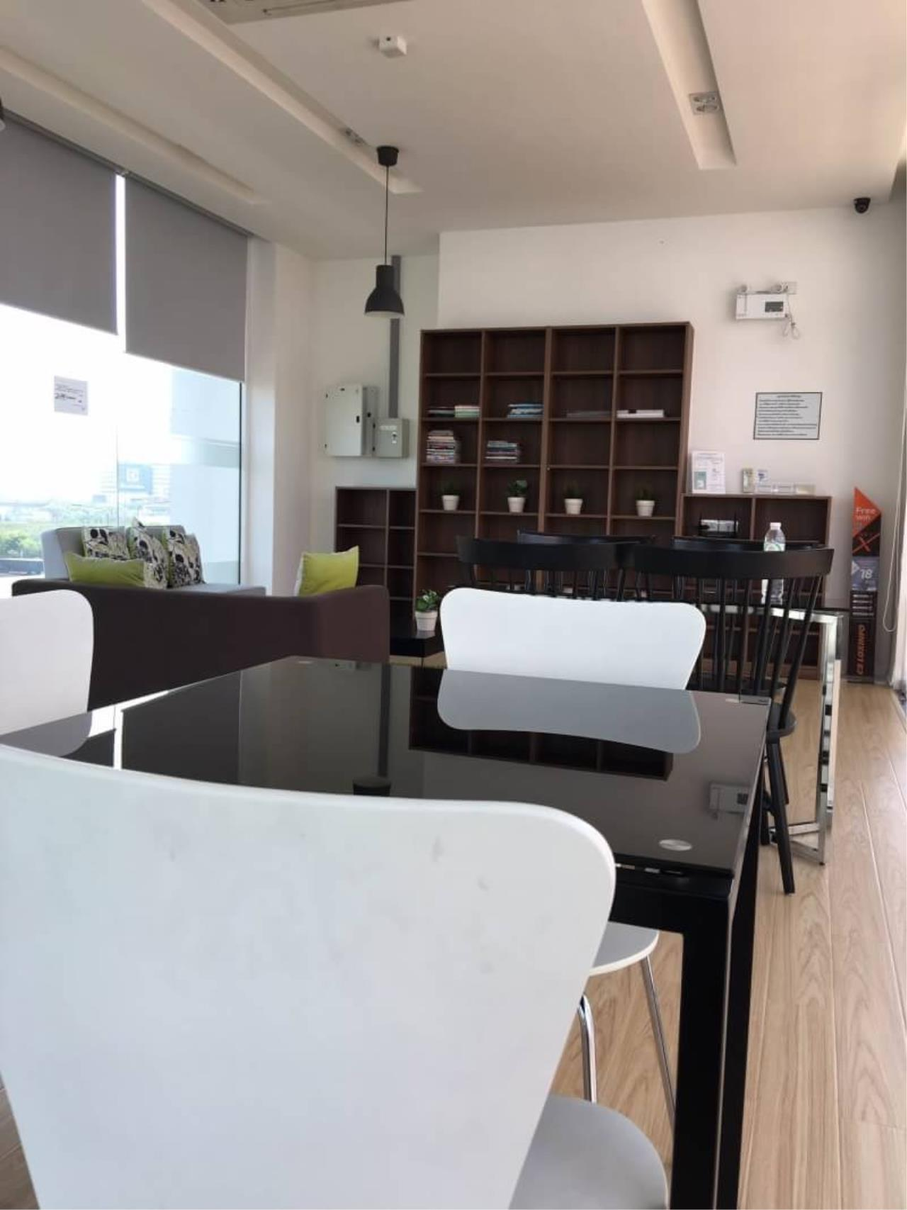 RE/MAX All Star Realty Agency's TC Green Condo for rent (MRT Phra Ram9) 9