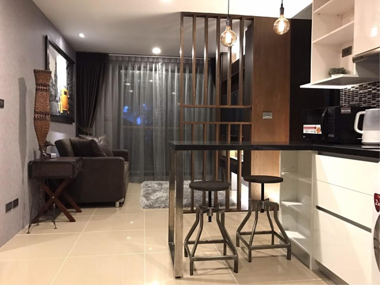 RE/MAX All Star Realty Agency's Mirage Sukhumvit one bed condo for sale/rent (BTS Asoke / MRT Sukhumvit) 5