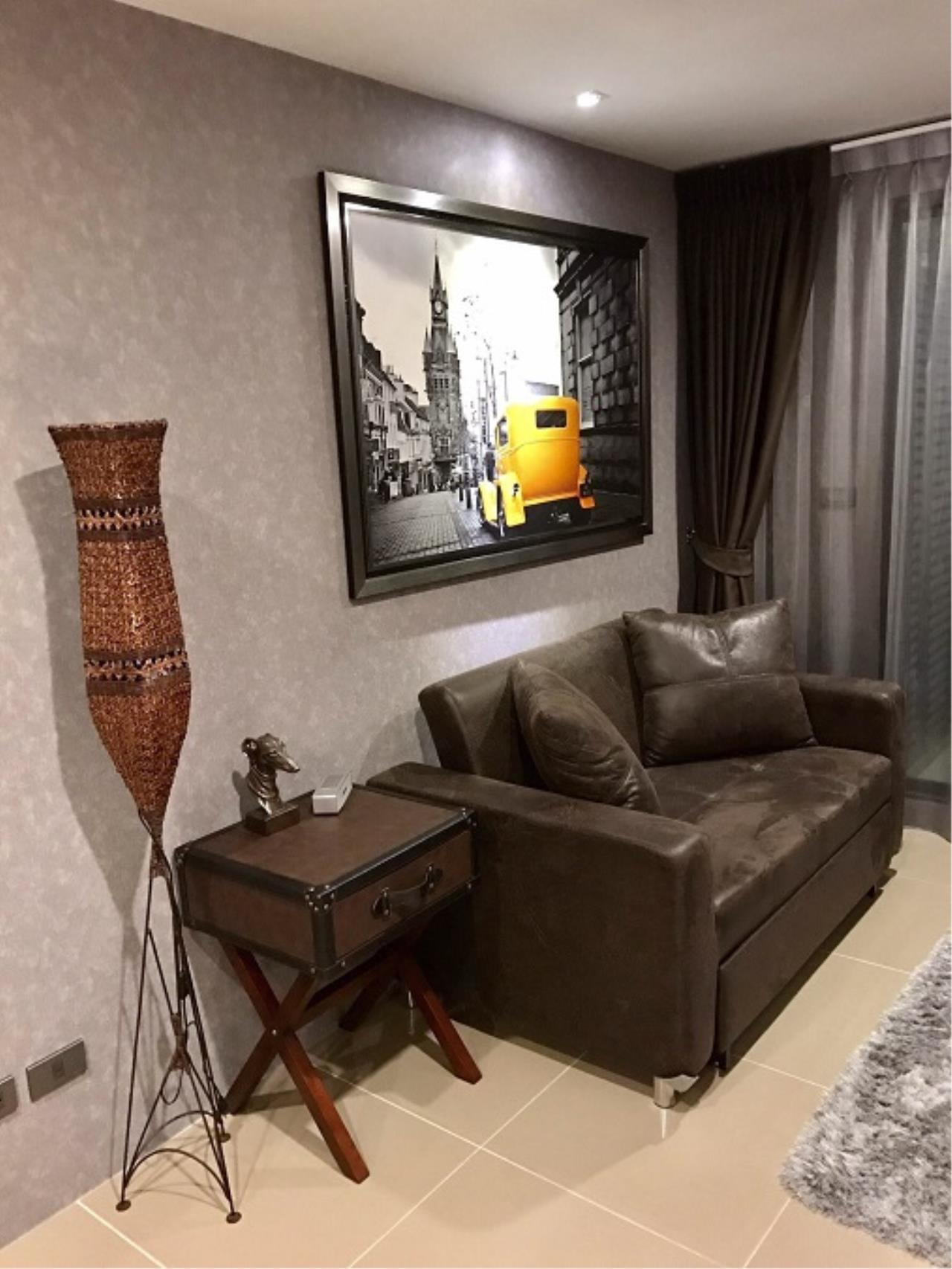RE/MAX All Star Realty Agency's Mirage Sukhumvit one bed condo for sale/rent (BTS Asoke / MRT Sukhumvit) 6