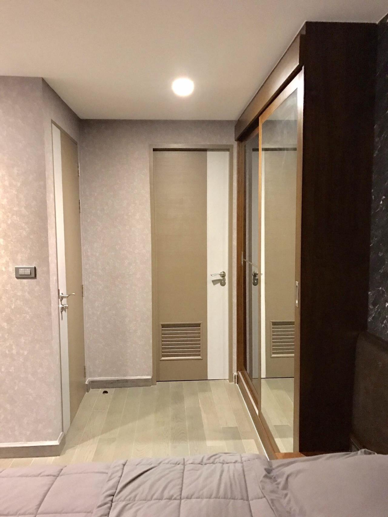 RE/MAX All Star Realty Agency's Mirage Sukhumvit one bed condo for sale/rent (BTS Asoke / MRT Sukhumvit) 13
