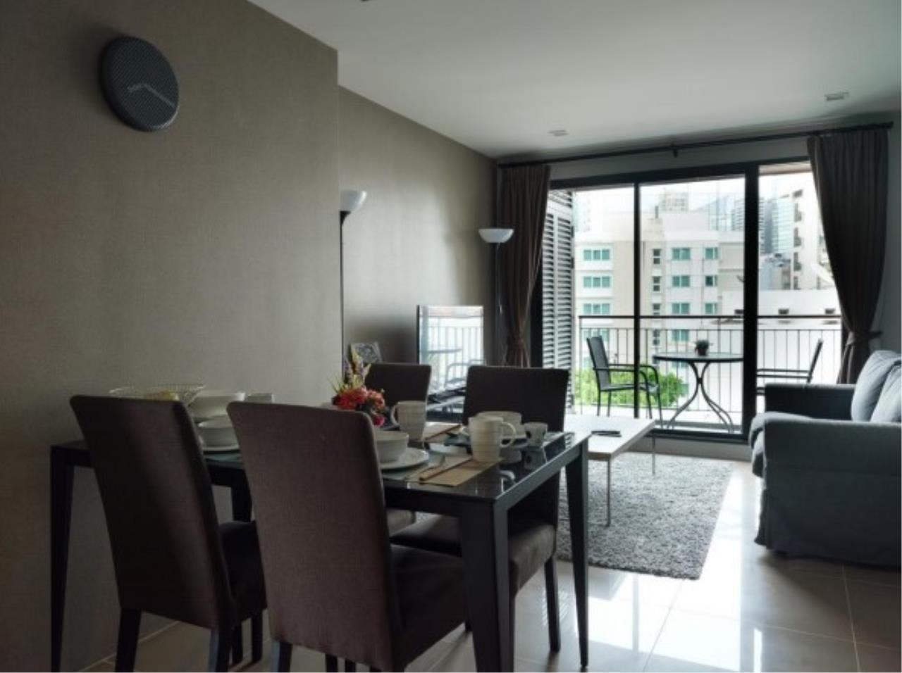 RE/MAX All Star Realty Agency's Mirage Sukhumvit 2br for rent (BTS Asoke) 8