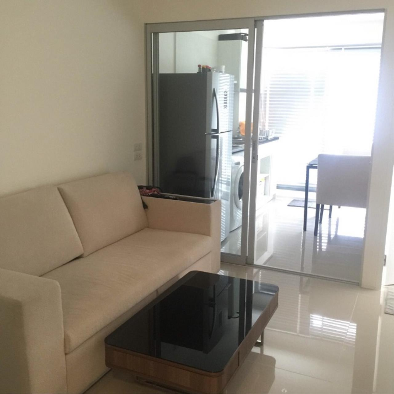RE/MAX All Star Realty Agency's Aspire Sukhumvit Soi 48 condo rent one/two beds (BTS Phra Khanong) 1