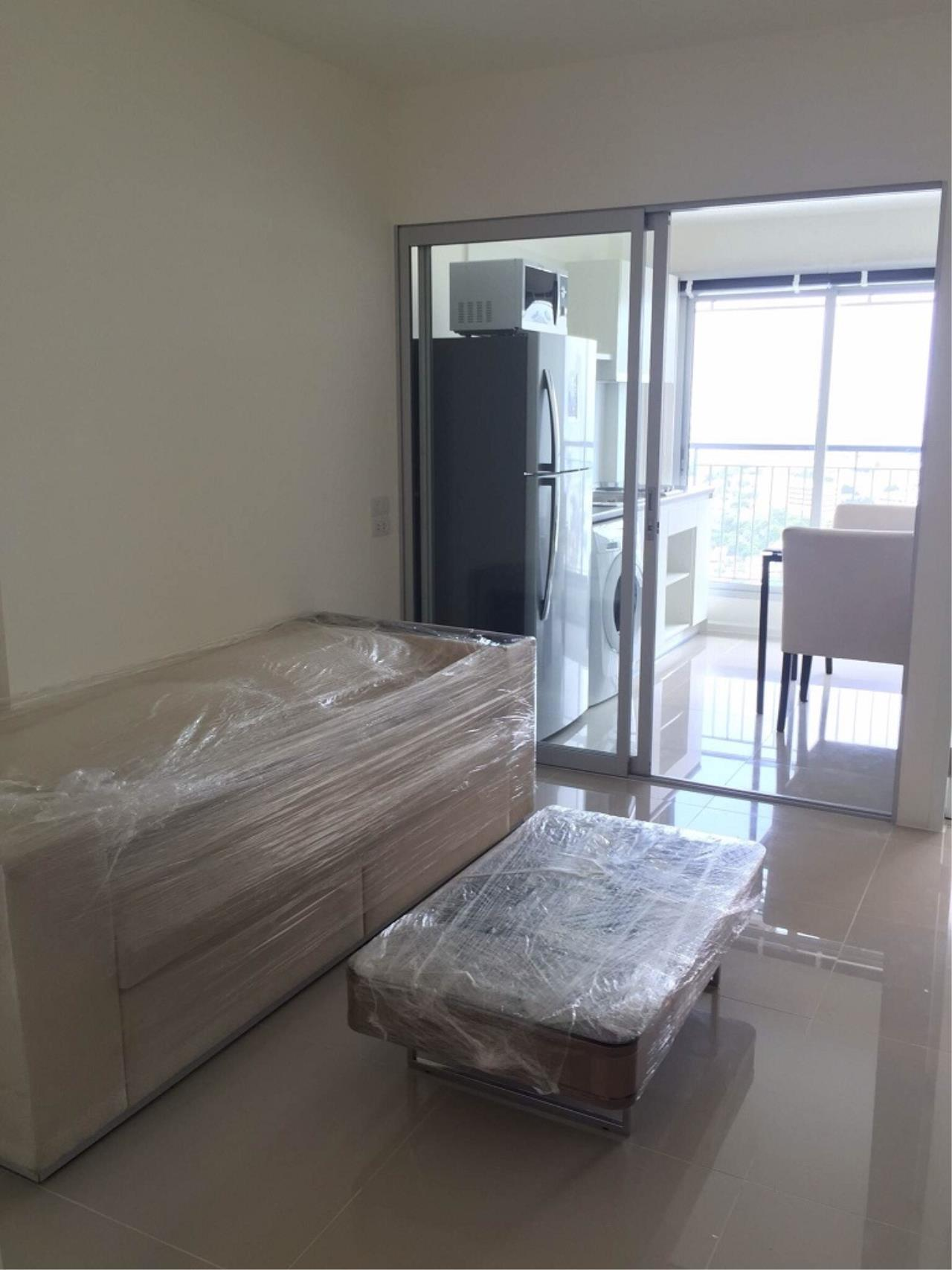 RE/MAX All Star Realty Agency's Aspire Sukhumvit Soi 48 condo rent one/two beds (BTS Phra Khanong) 3