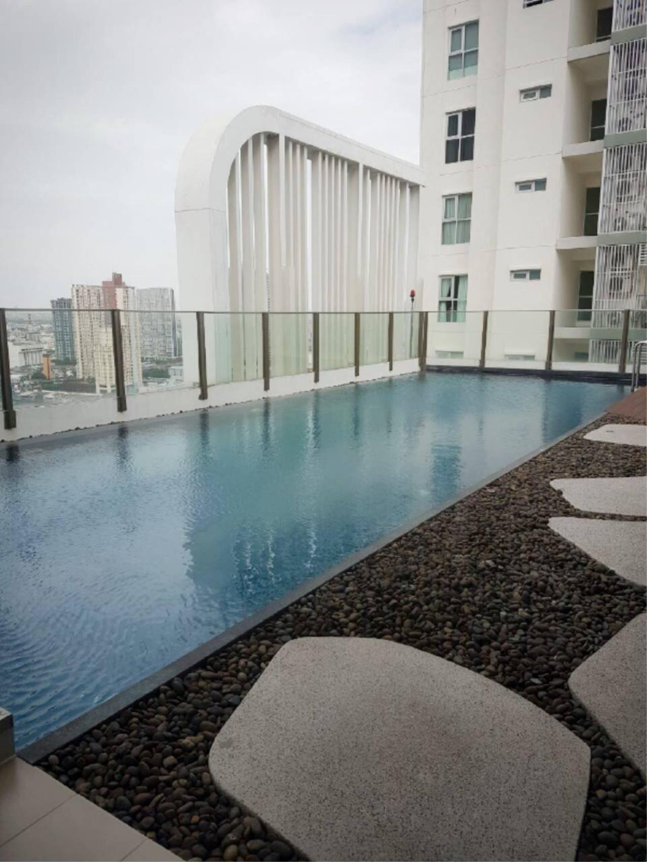 RE/MAX All Star Realty Agency's Aspire Sukhumvit 48 condo rent one/two beds (BTS Phra Khanong) 10