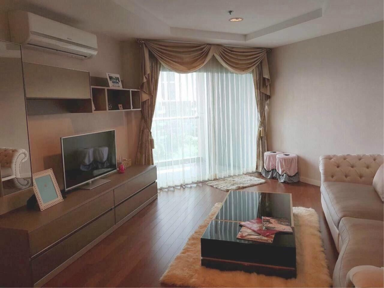 RE/MAX All Star Realty Agency's Belle Avenue Ratchada Rama9 rent (MRT Phra Ram9) 1