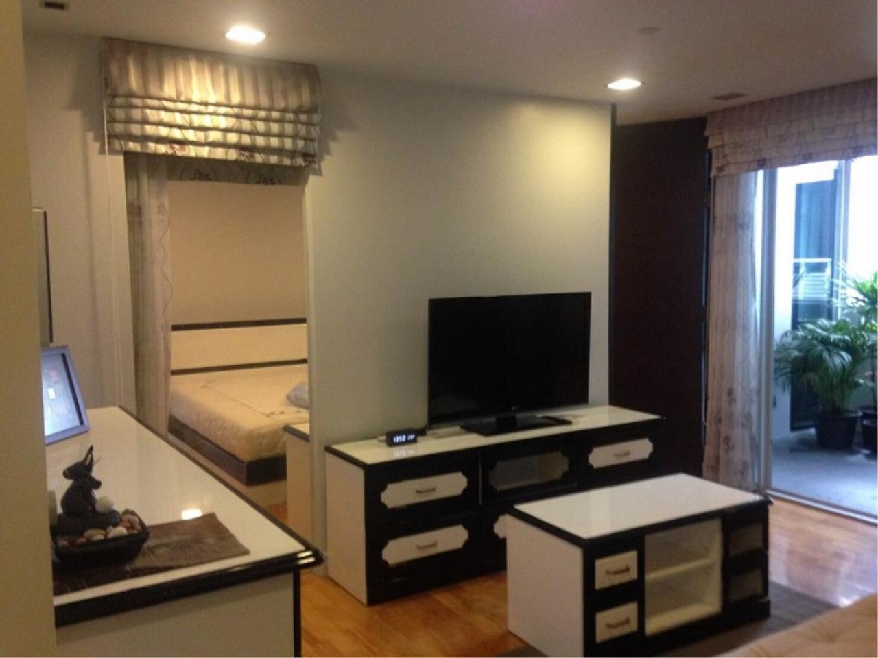 RE/MAX All Star Realty Agency's Quad Silom for sale/rent fully furnished (BTS Chong Nonsi) 1