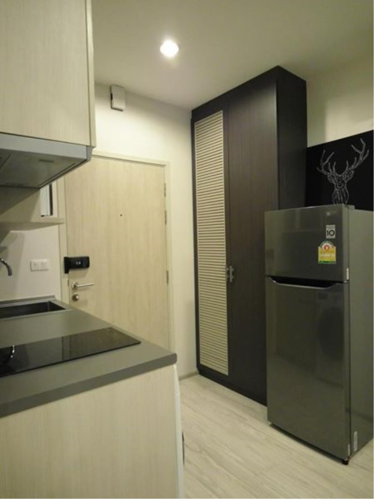 RE/MAX All Star Realty Agency's Ideo Mobi Eastgate, 1 bedroom, high floor for rent. Near BTS Bangna 13