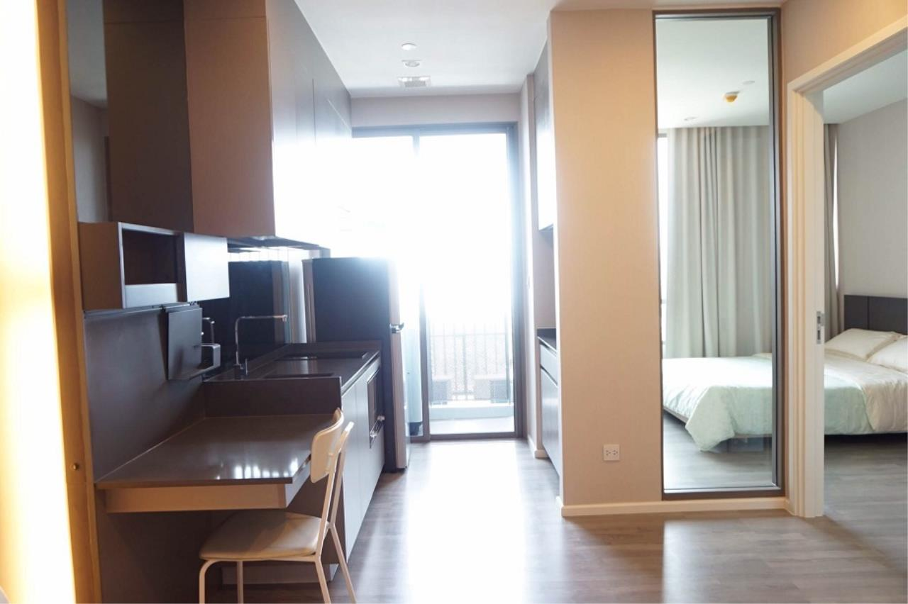 RE/MAX All Star Realty Agency's The Room69 one bed for rent (BTS Phra Kanong) 10