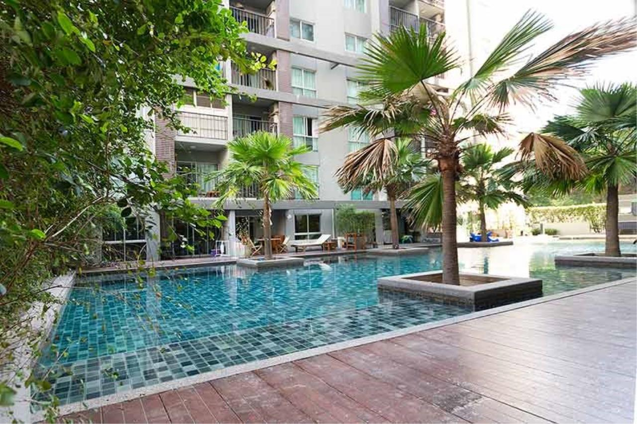 RE/MAX All Star Realty Agency's A-Space Hideaway Asoke Ratchada two bed rent 7