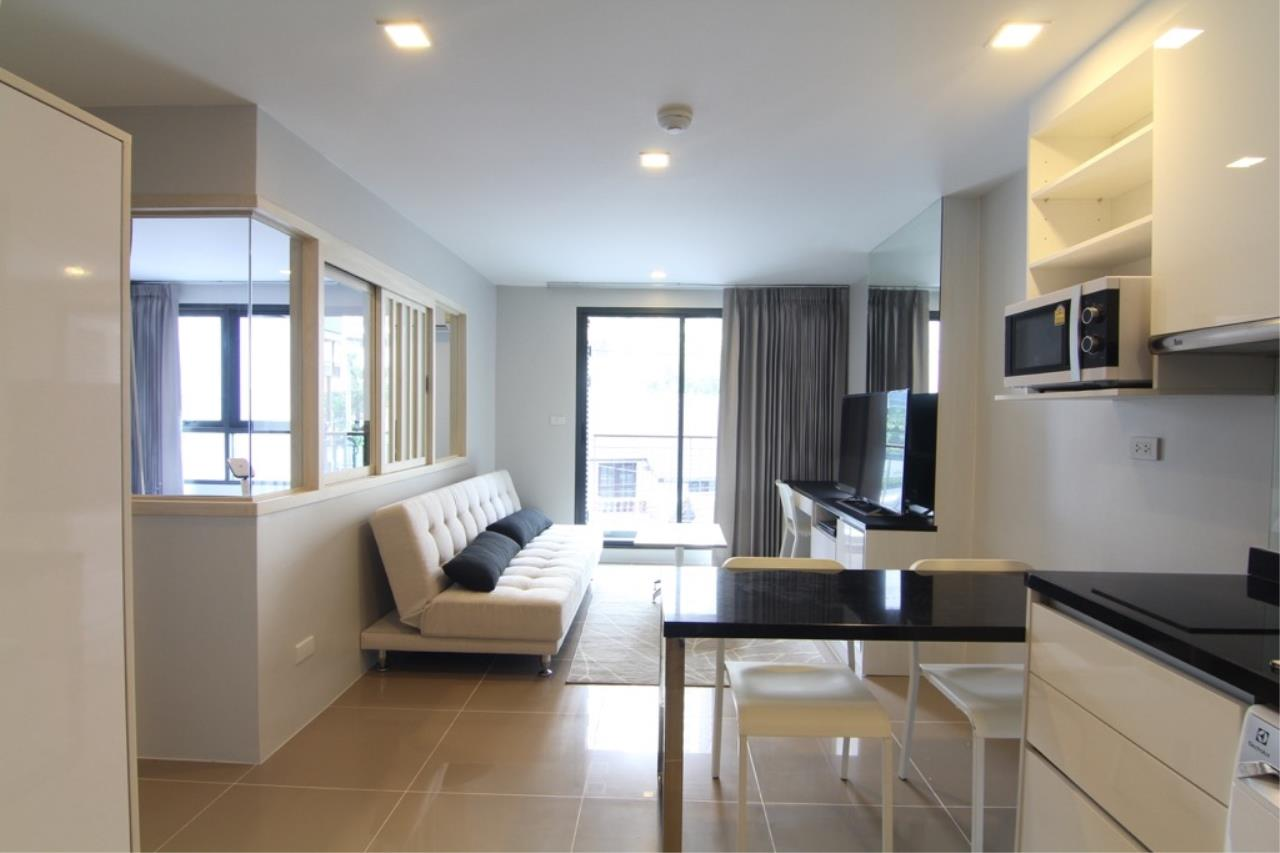 RE/MAX All Star Realty Agency's Mirage Sukhumvit Condo for rent at BTS Asoke  1