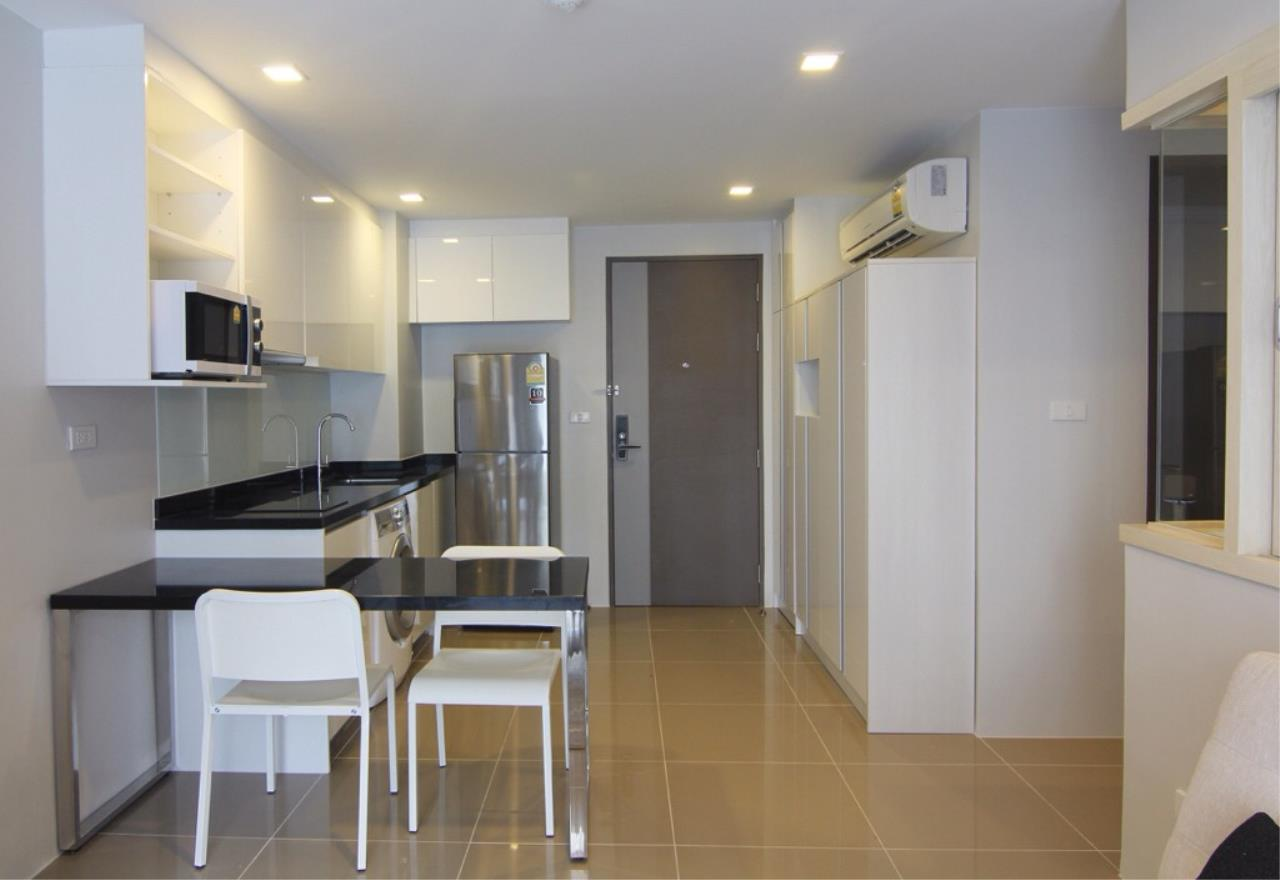 RE/MAX All Star Realty Agency's Mirage Sukhumvit Condo for rent at BTS Asoke  5