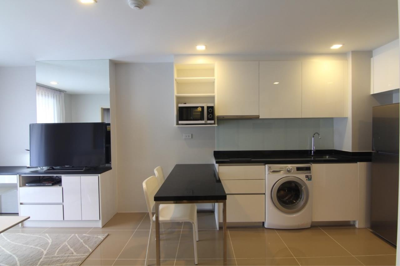 RE/MAX All Star Realty Agency's Mirage Sukhumvit Condo for rent at BTS Asoke  6