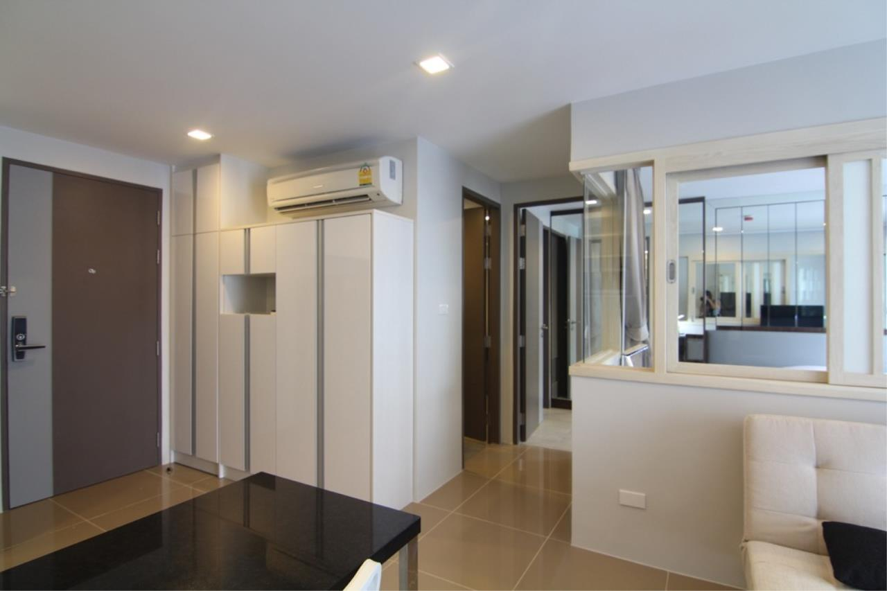 RE/MAX All Star Realty Agency's Mirage Sukhumvit Condo for rent at BTS Asoke  7