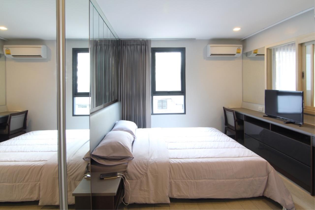 RE/MAX All Star Realty Agency's Mirage Sukhumvit Condo for rent at BTS Asoke  8