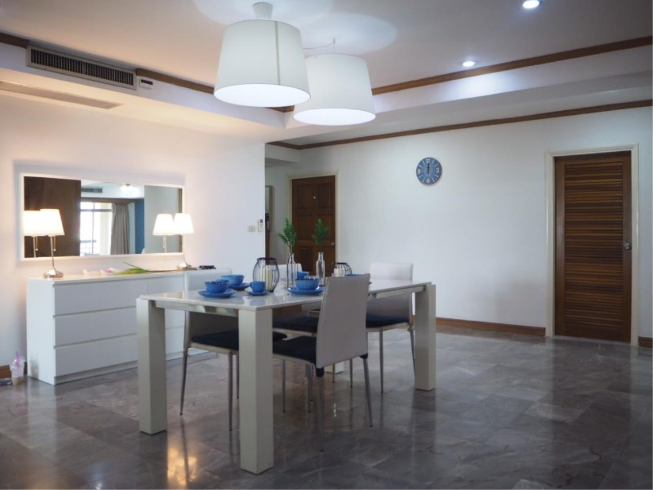 RE/MAX All Star Realty Agency's Royal Castle 4bed 4bath 202sqm for rent (BTS Phrom Phong) 5