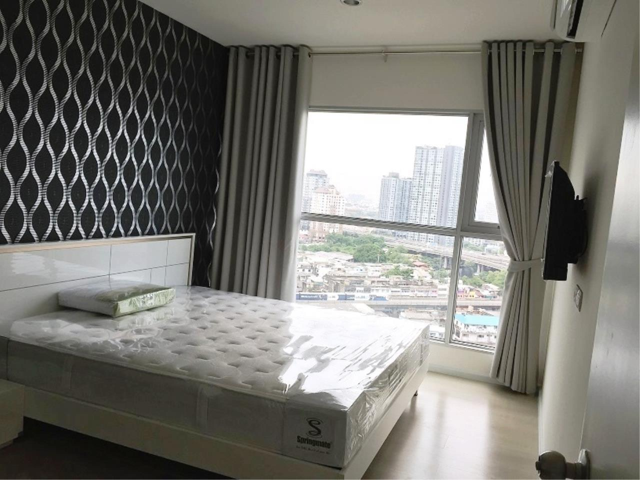 RE/MAX All Star Realty Agency's Aspire Sukhumvit 48 rent (BTS Phra Khanong) 1