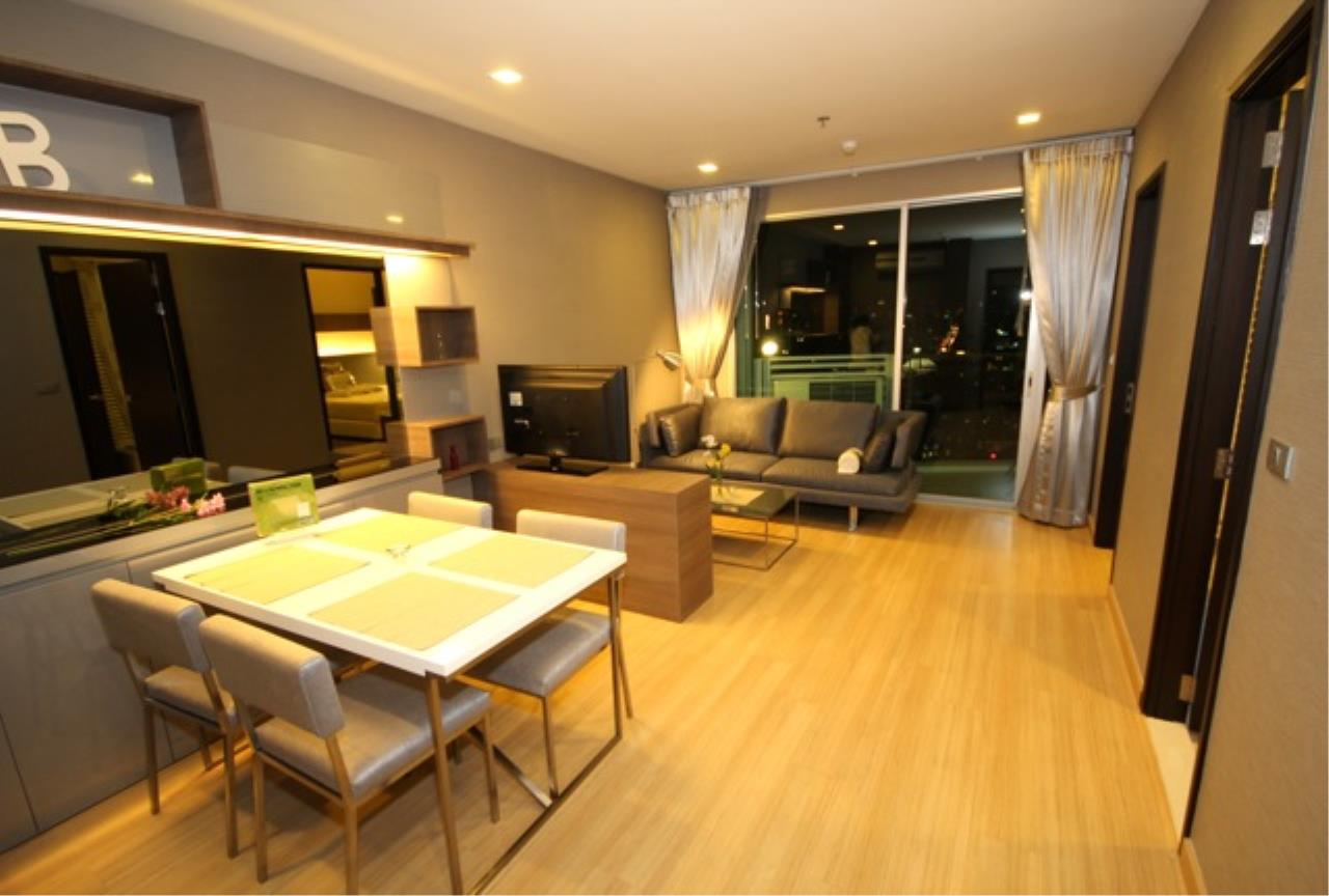 RE/MAX All Star Realty Agency's Skywalk Beautiful One Bed 58sqm rent 40k only (negotiable) 3