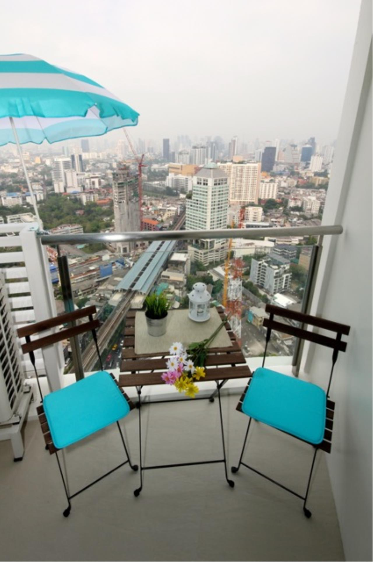 RE/MAX All Star Realty Agency's Skywalk Beautiful One Bed 58sqm rent 40k only (negotiable) 5