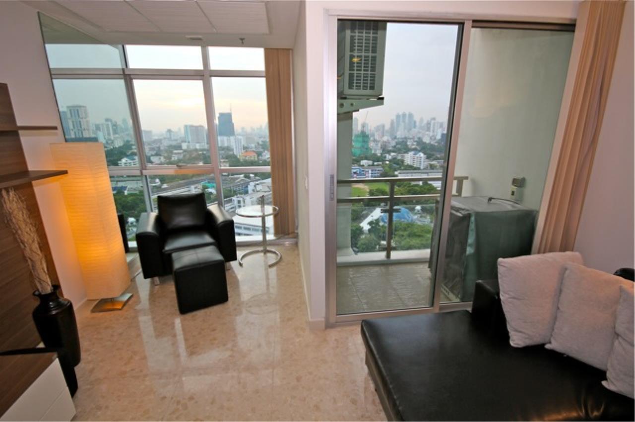 RE/MAX All Star Realty Agency's Nusasiri Grand Ekamai large 1-Bed rent (BTS Ekkamai) 1