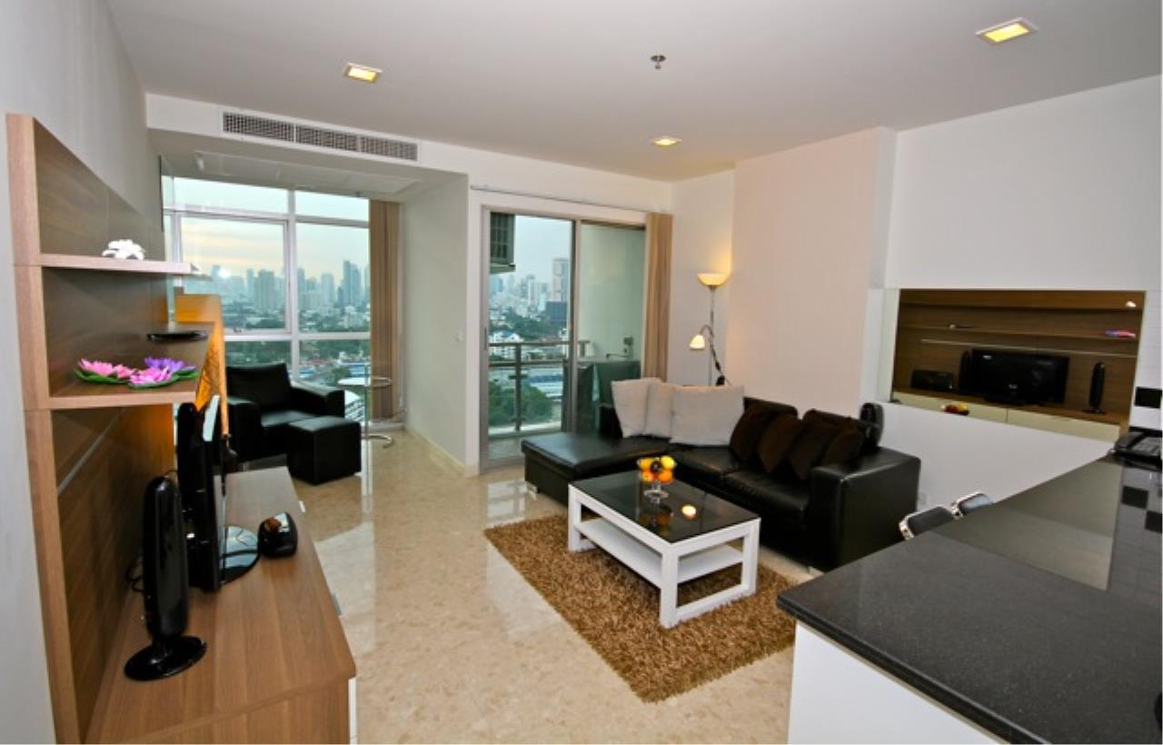 RE/MAX All Star Realty Agency's Nusasiri Grand Ekamai large 1-Bed rent (BTS Ekkamai) 2
