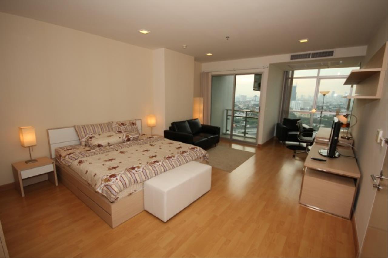 RE/MAX All Star Realty Agency's Nusasiri Grand Ekamai large 1-Bed rent (BTS Ekkamai) 8