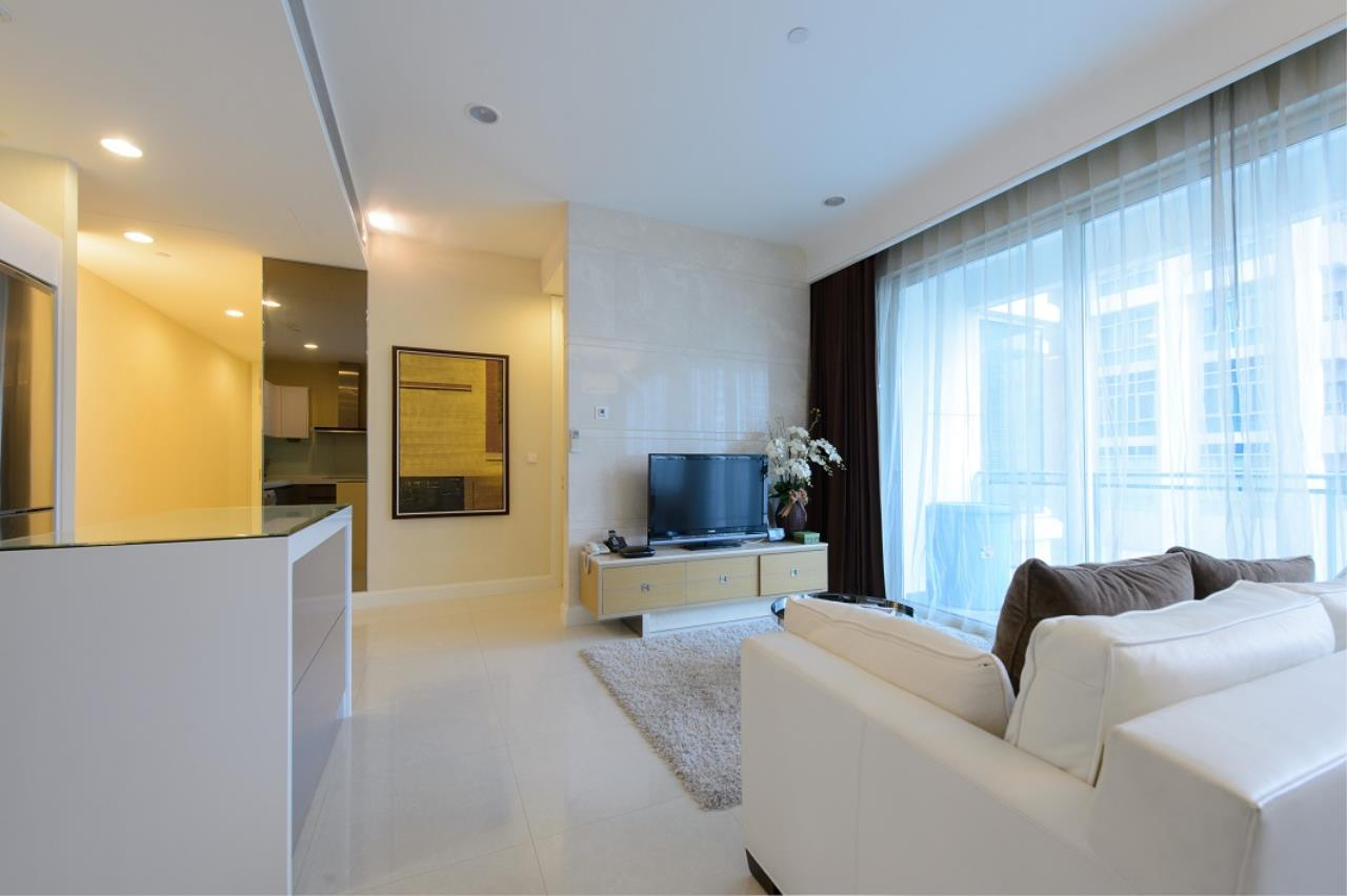 RE/MAX All Star Realty Agency's Lavish Q Langsuan two bed for sale/rent (BTS Chidlom) 1