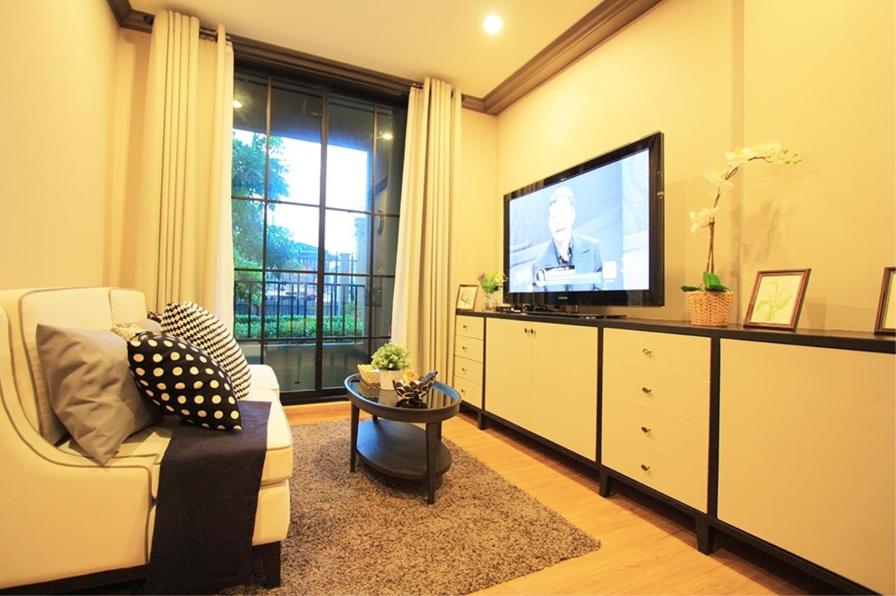RE/MAX All Star Realty Agency's The Reserve Kasemsan3 for rent (BTS National Stadium/Ratchathewi) 1