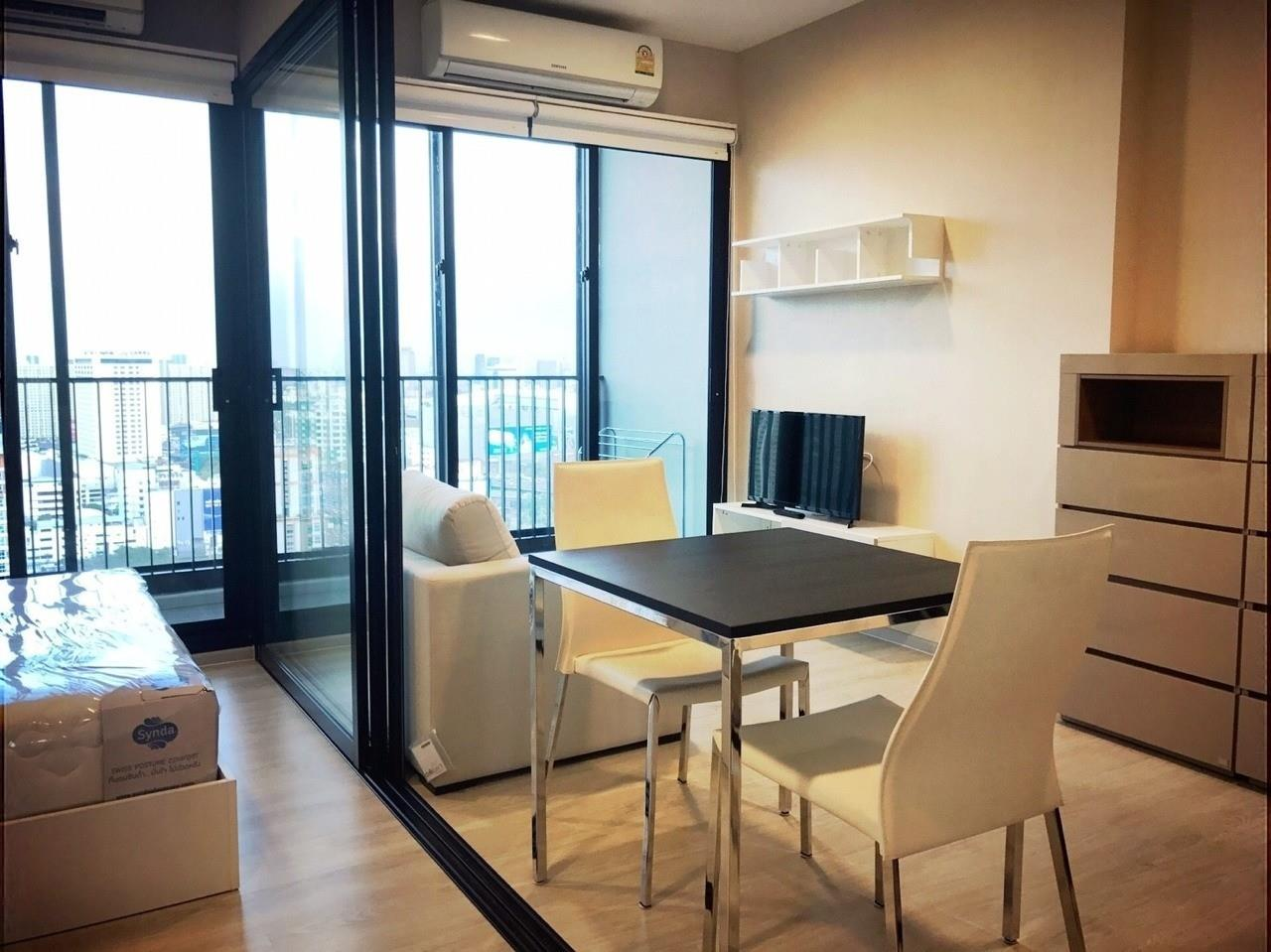 RE/MAX All Star Realty Agency's Condolette Midst for rent (MRT Phra Ram9) 1
