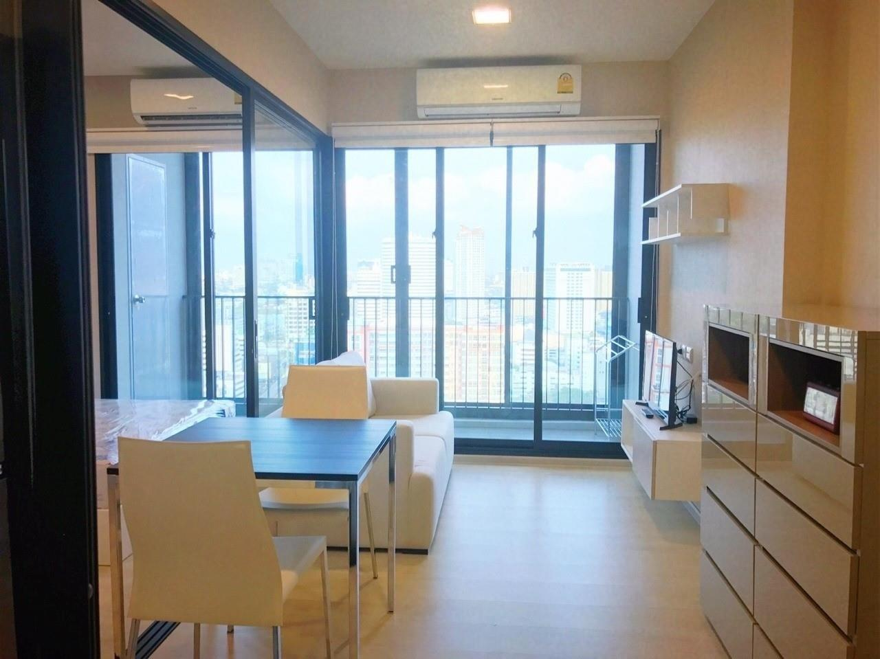 RE/MAX All Star Realty Agency's Condolette Midst for rent (MRT Phra Ram9) 2