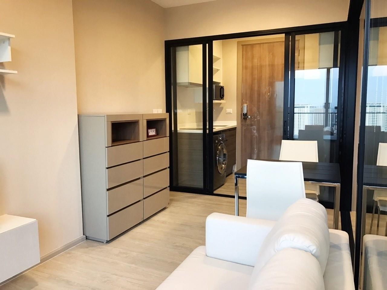 RE/MAX All Star Realty Agency's Condolette Midst for rent (MRT Phra Ram9) 3