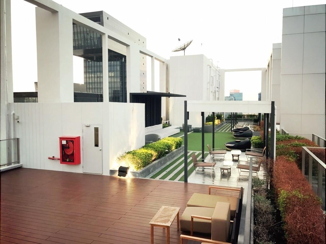 RE/MAX All Star Realty Agency's Condolette Midst for rent (MRT Phra Ram9) 5