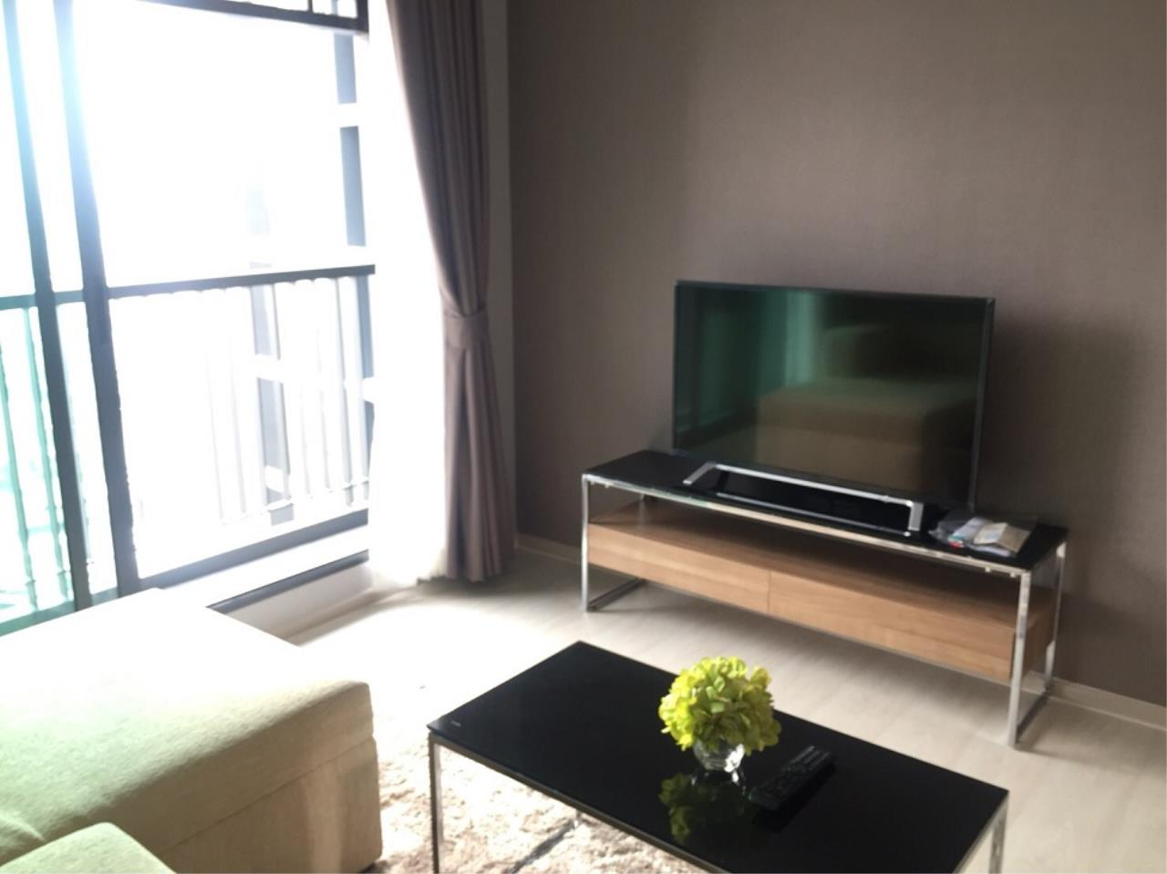 RE/MAX All Star Realty Agency's Life Sukhumvit 48 one-bed for rent  1