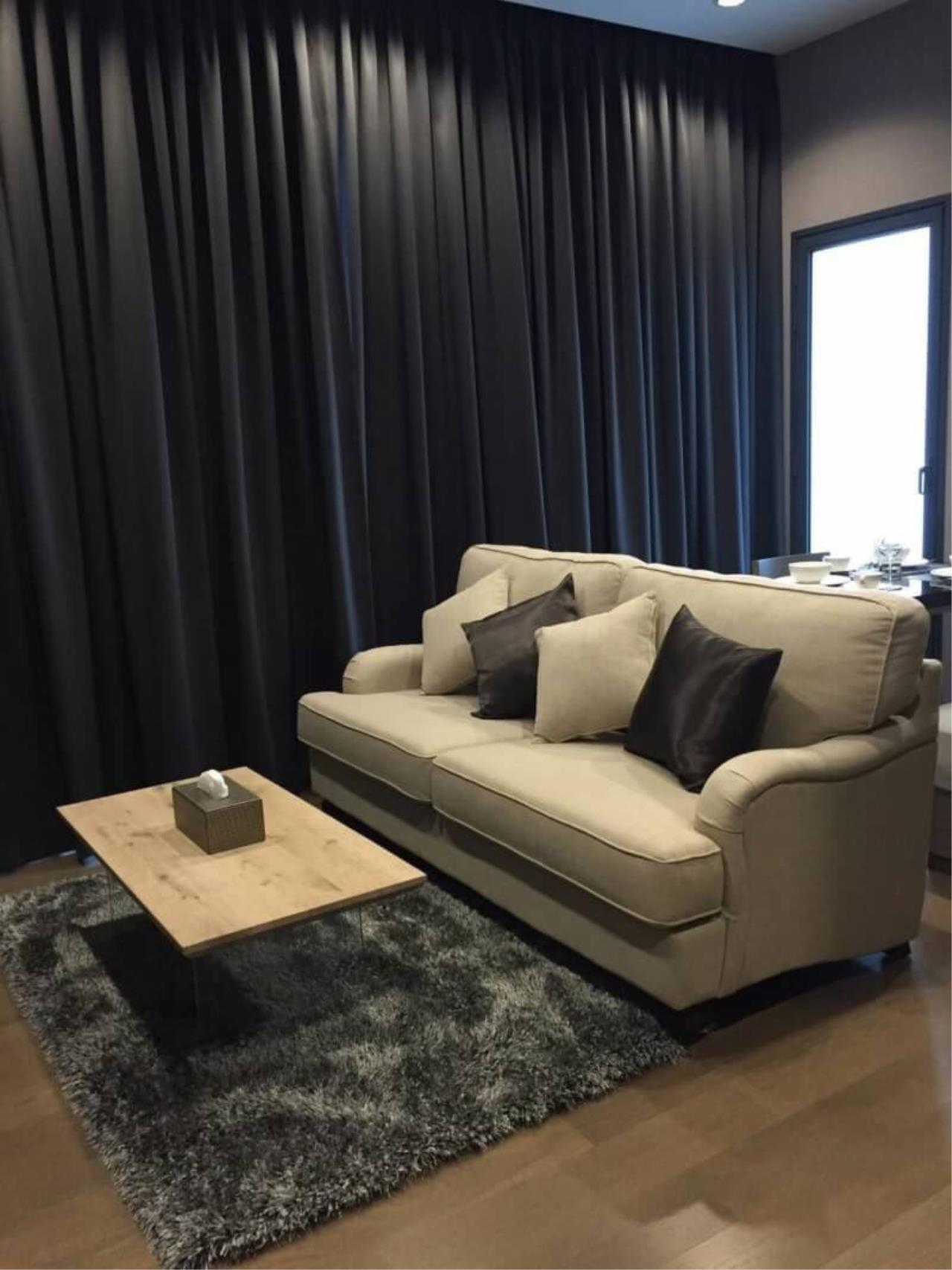 RE/MAX All Star Realty Agency's The Diplomat Sathorn large one bed for sale (BTS Chong Nonsi) 3