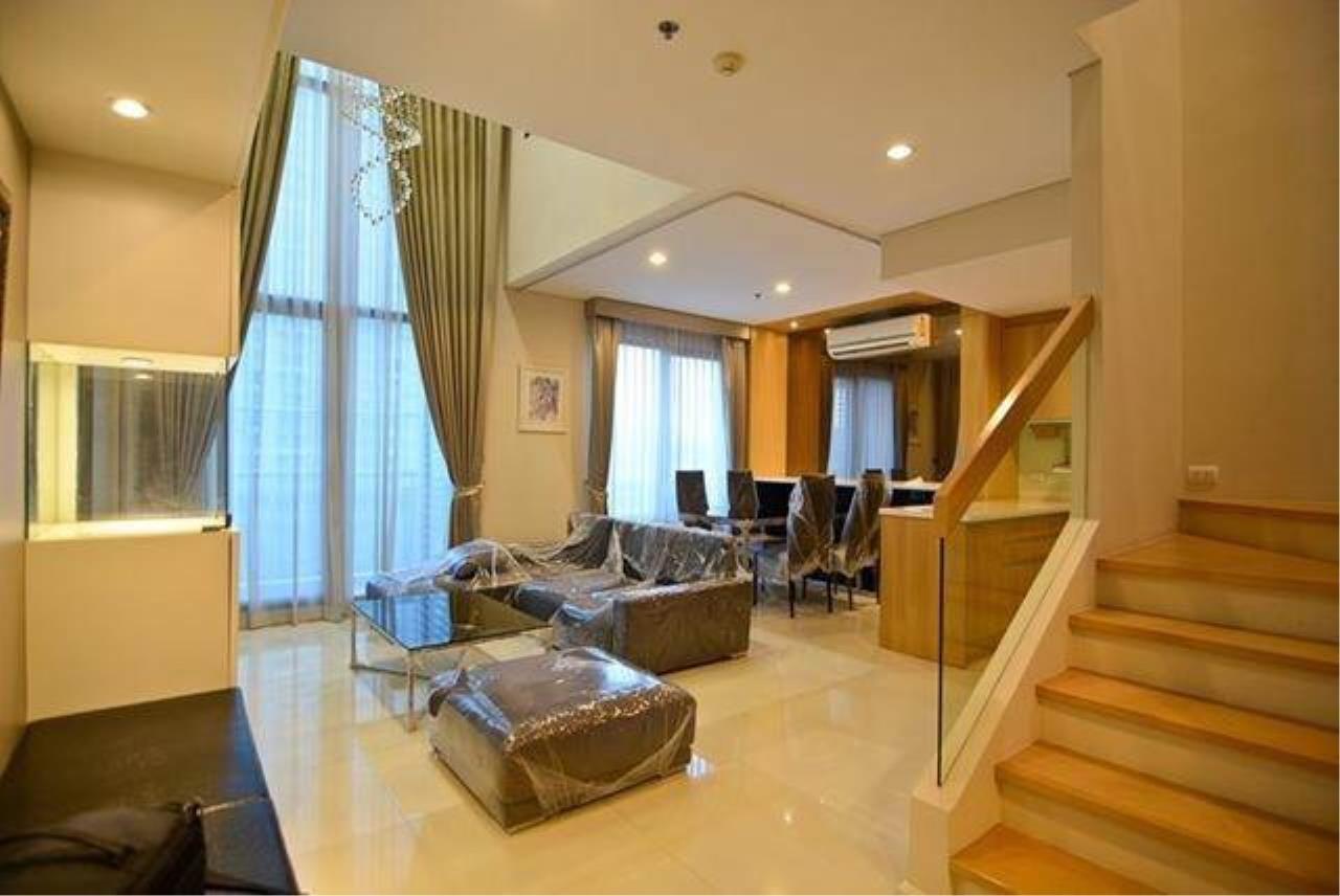 RE/MAX All Star Realty Agency's Villa Asoke for Rent – walk to MRT Petchaburi 1